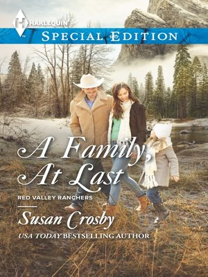 cover image of A Family, At Last