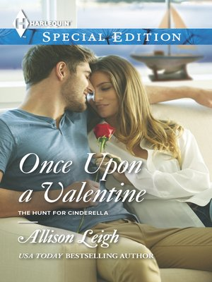 cover image of Once Upon a Valentine