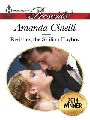 cover image of Resisting the Sicilian Playboy (Winner of 2014 So You Think You Can Write)