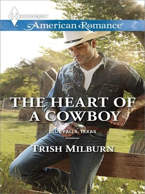 cover image of The Heart of a Cowboy