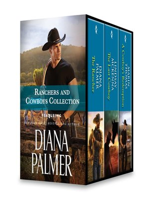 cover image of Ranchers and Cowboys Collection