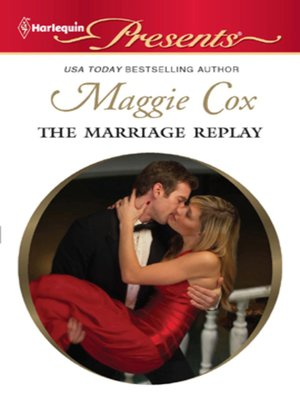 cover image of The Marriage Replay