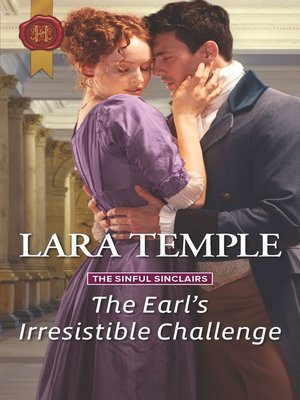 cover image of The Earl's Irresistible Challenge