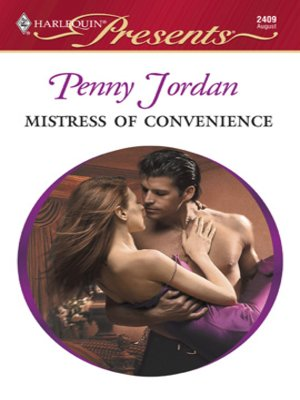 cover image of Mistress of Convenience