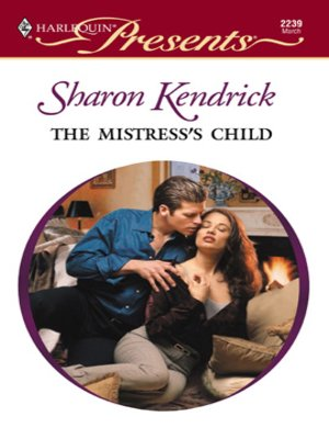 cover image of The Mistress's Child