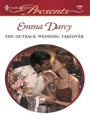 cover image of The Outback Wedding Takeover