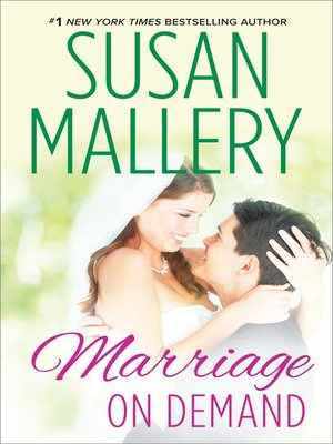 cover image of Marriage on Demand