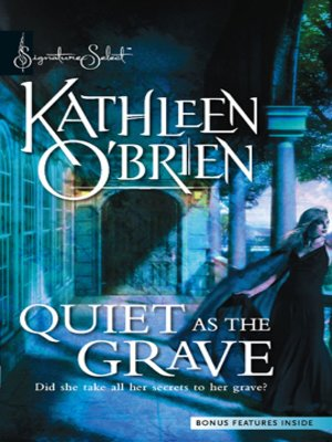 cover image of Quiet as the Grave