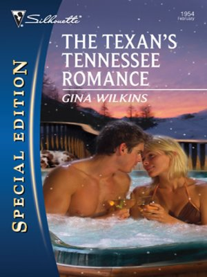 cover image of The Texan's Tennessee Romance