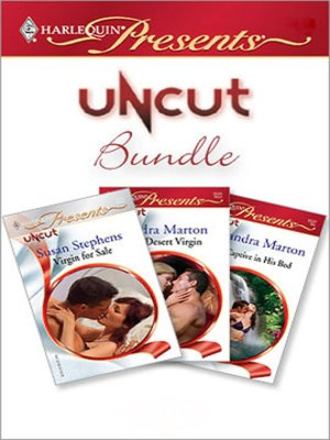 cover image of Uncut Bundle