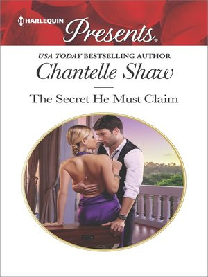 cover image of The Secret He Must Claim