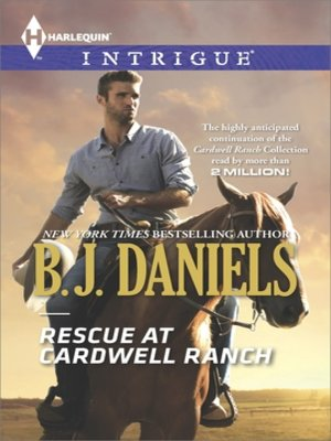 cover image of Rescue at Cardwell Ranch
