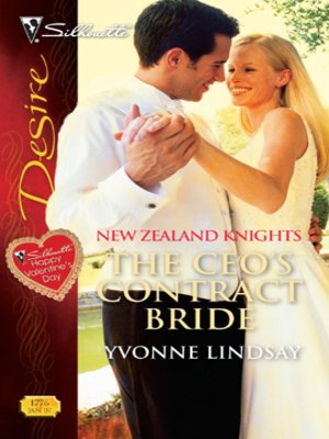cover image of The CEO's Contract Bride