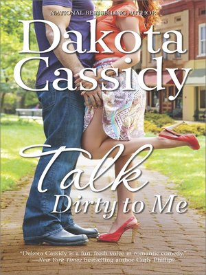 cover image of Talk Dirty to Me