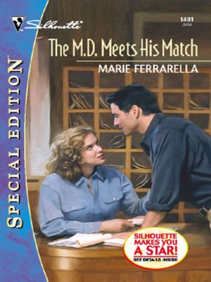 cover image of The M.D. Meets His Match