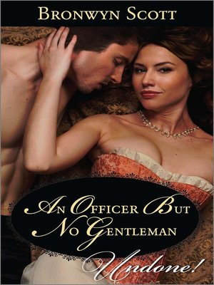 cover image of An Officer But No Gentleman