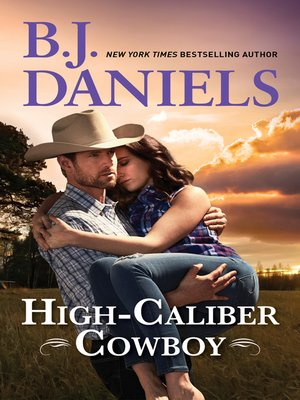 cover image of High-Caliber Cowboy