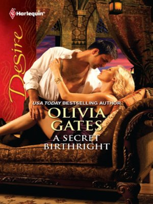 cover image of A Secret Birthright