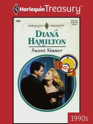 cover image of Sweet Sinner