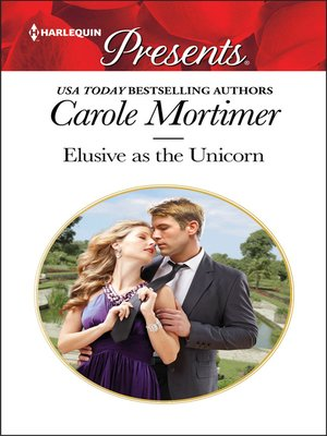 cover image of Elusive as the Unicorn