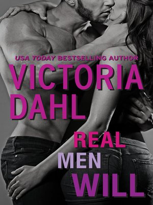 cover image of Real Men Will