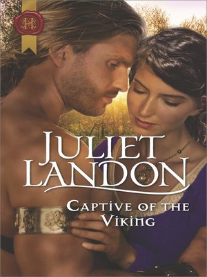 cover image of Captive of the Viking