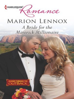 cover image of A Bride for the Maverick Millionaire