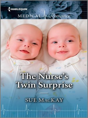 cover image of The Nurse's Twin Surprise