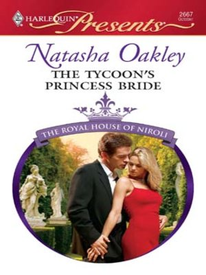 cover image of Tycoon's Princess Bride