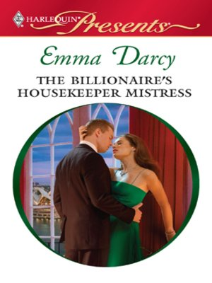 cover image of The Billionaire's Housekeeper Mistress