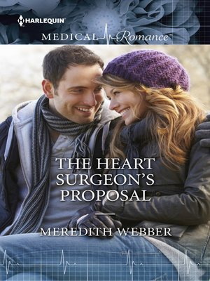 cover image of The Heart Surgeon's Proposal