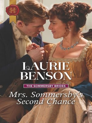cover image of Mrs. Sommersby's Second Chance