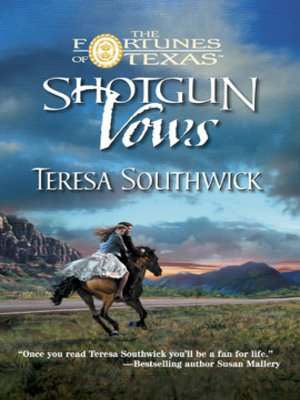 cover image of Shotgun Vows