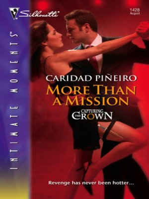 cover image of More Than a Mission