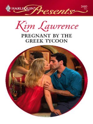 cover image of Pregnant by the Greek Tycoon