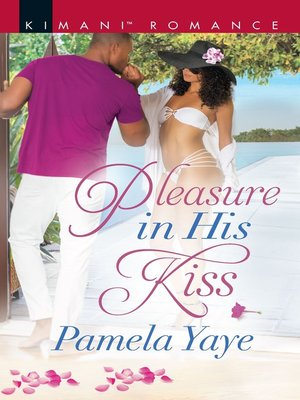 cover image of Pleasure in His Kiss