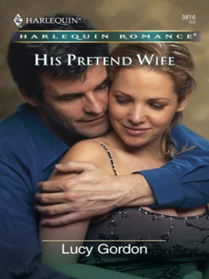 cover image of His Pretend Wife
