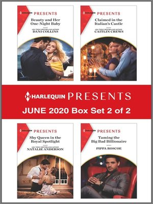cover image of Harlequin Presents--June 2020--Box Set 2 of 2