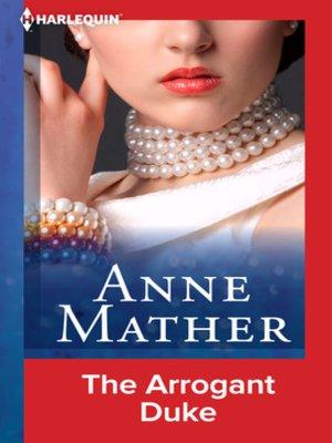 cover image of The Arrogant Duke