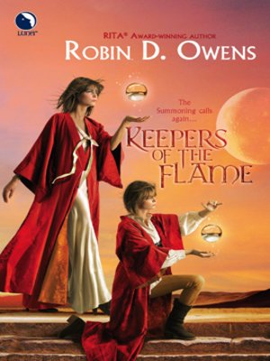 cover image of Keepers of the Flame