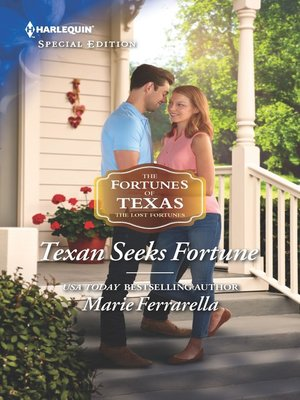 cover image of Texan Seeks Fortune