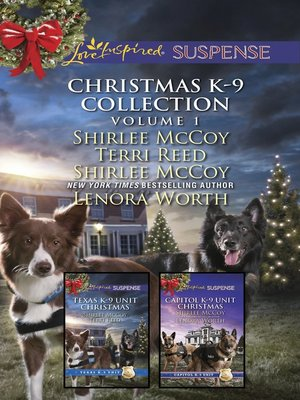 cover image of Christmas K-9 Collection Volume 1