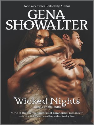 cover image of Wicked Nights