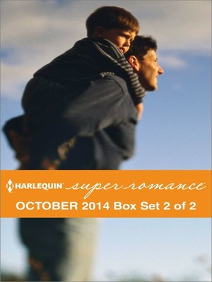 cover image of Harlequin Superromance October 2014 - Box Set 2 of 2: Jake's Biggest Risk\No Ordinary Home\Too Friendly to Date