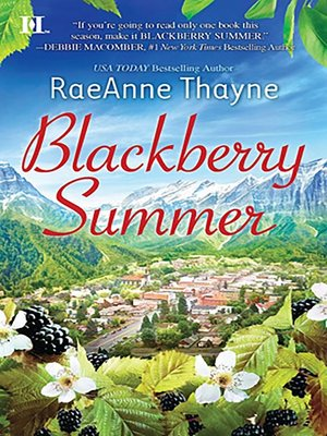 cover image of Blackberry Summer