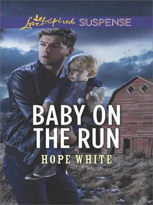 cover image of Baby on the Run