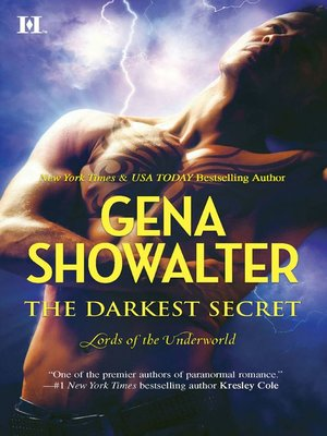 cover image of The Darkest Secret