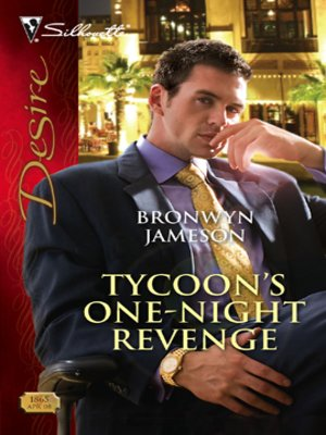cover image of Tycoon's One-Night Revenge