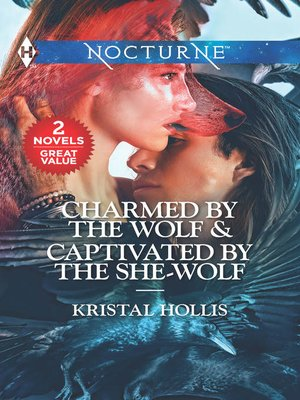 cover image of Charmed by the Wolf & Captivated by the She-Wolf