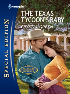 cover image of The Texas Tycoon's Baby